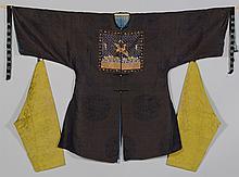 Qing Civil Officer's Surcoat & Leggings