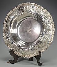 Kirk Centerpiece Bowl, Castle pattern