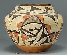 Native American Zia Olla Jar