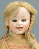G. Heubach Character Girl Doll