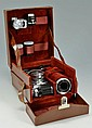 Zeiss Ikon Contax Camera w/ Accessories