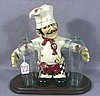 HUMOROUS COMPOSITION PASTA CHEF