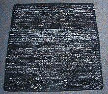 HAND KNOTTED MODERN AREA RUG