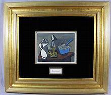 PABLO PICASSO (1881-1975) SPANISH