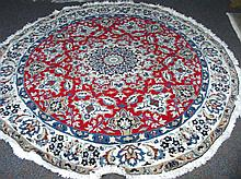 BEAUTIFUL ROUND NIAN AREA RUG