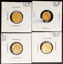United States Gold Coins, from Jewellery