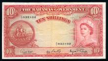Bahamas Trio, 4; 10; 10 Shillings