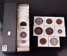 Asia & Africa coin lot