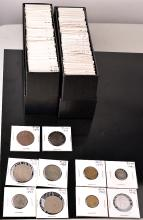 Brazil Coin Collection/Accumulation