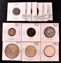 Cuba Coin Lot