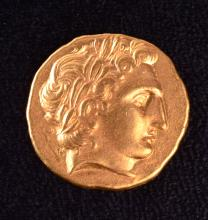 Ancient Greece, Philip II, Gold Stater, 359-336 BCE
