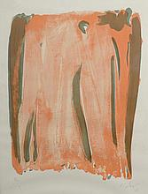 Olivier DEBRE (1920-1999)    Sans titre, 1980