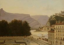 Ecole Française XIXème.