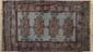 PAKISTAN, à décor géométrique, 170x120cm