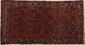 Ancien BIDJAR (Iran), début XXème siècle. Décor Hérati. Sur champ vieux rose. 253X126cm