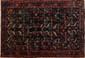 INJILAS (Iran), décor volatiles. 240x180cm