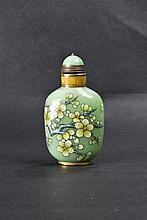 Flowers Snuff Bottle