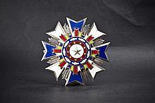 Octagon Silver Medal