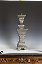 A Metal Lamp Bracket