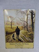 A reproduction James Purdey and Sons advertising