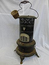 A Valor oil portable heater.