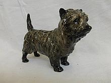 A Royal Doulton model of a terrier dog, HN1035.