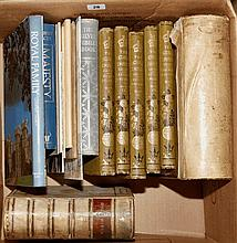 A selection of books on Queen Elizabeth II,