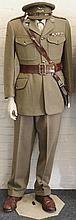 World War II King's Own Hussars Major's No. 2