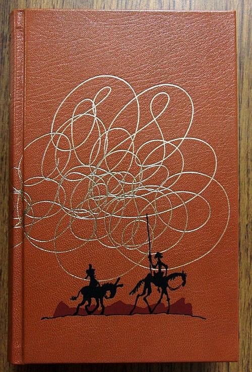 Folio Society: Cervantes (M de) The History and