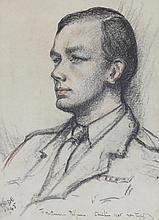 Cuthbert Orde/Portrait of John Profumo in