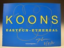 Jeff Koons Drawing
