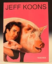 Jeff Koons Signed Book