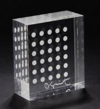 Damien Hirst Signed Sculpture