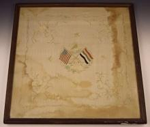1820's 24 Star US Regiment Banner