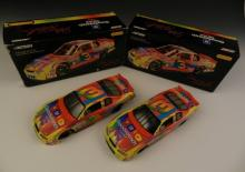 Peter Max NASCARs