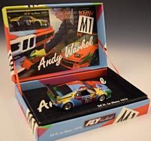 Andy Warhol BMW Car