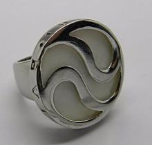 Bvlgari Silver Ring