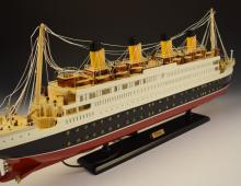 RMS Titanic Cruise Ship