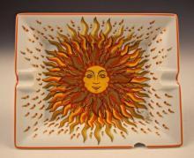 Hermes Porcelain Ashtray
