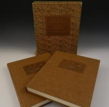 Two Volumes, John James Audubon, Birds of America
