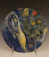 Marc Chagall Collector Plate