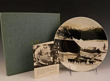 Andrew Wyeth Plate