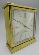 Cartier Shelf Clock