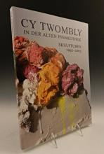 Cy Twombly Hand Signed Book