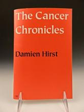 Damien Hirst Hand Signed Book