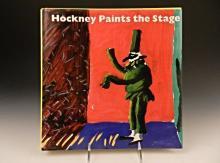 David Hockney Signed Book