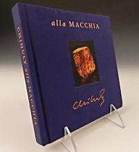 Dale Chihuly Acrylic Signed Book