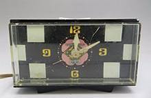 Peter Max General Electric Clock