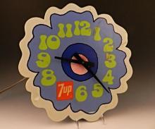 Peter Max Clock