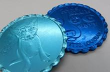 George Rodrigue Blue Dog Coins